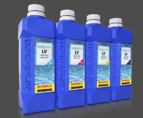 EDEN PG LV - Water based textile ink for Epson printheads