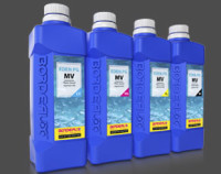 EDEN PG MV - Water based textile ink for ricoh gen5 printheads