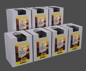 plasma-hf UV-Curable ink for hp fb 500/700 series